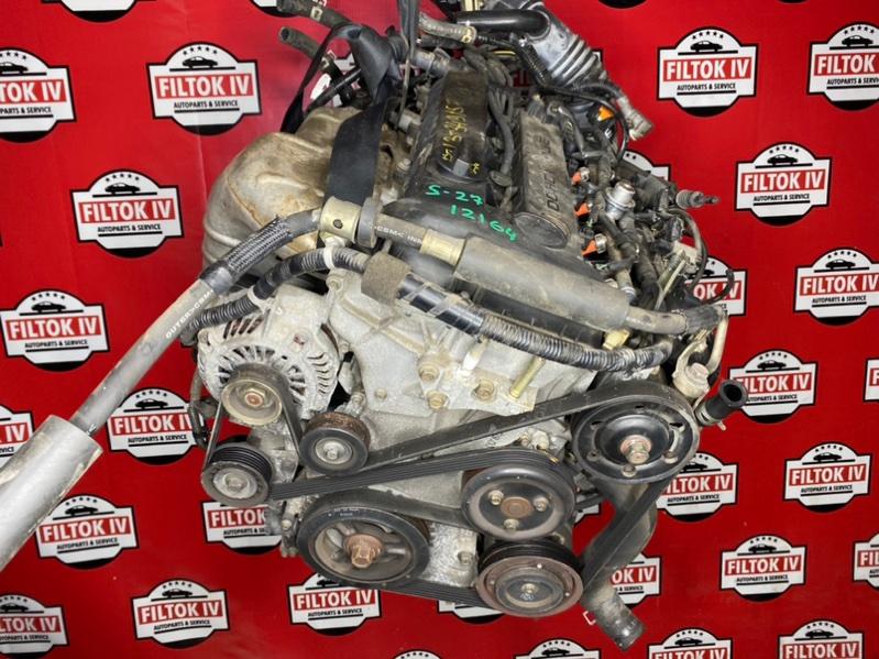 Двигатель Mazda Mpv LW3W L3DE 2004