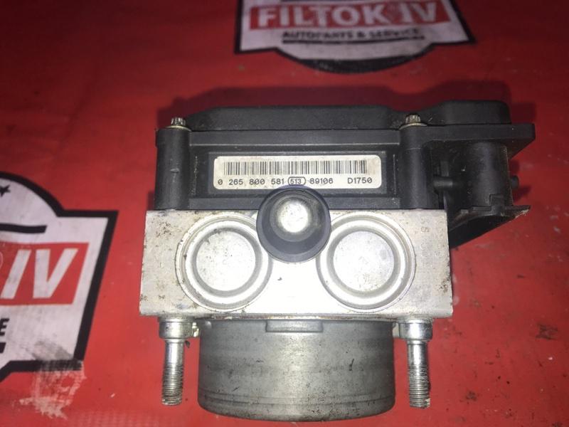 Блок abs Suzuki Sx4 YA11S M15A