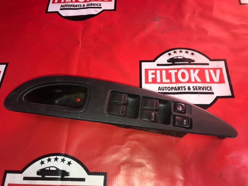 Блок управления стеклоподъемниками Nissan Primera HP12 QG18DE 2002