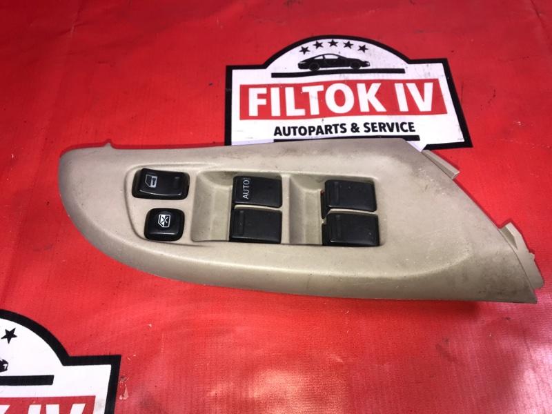 Блок управления стеклоподъемниками Nissan Bluebird Sylphy FG10 QR20DD 2004 правый