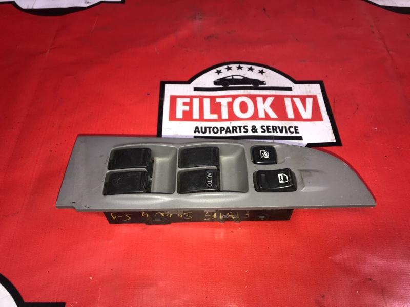 Блок управления стеклоподъемниками Nissan Sunny B15 QG15DE 1999 правый