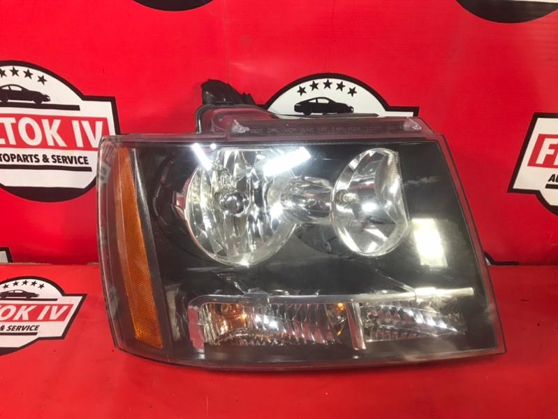 Фара Chevrolet Tahoe GMT900 LY5 правая