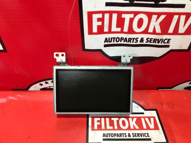Монитор Infiniti Fx35 S50 VQ35DE