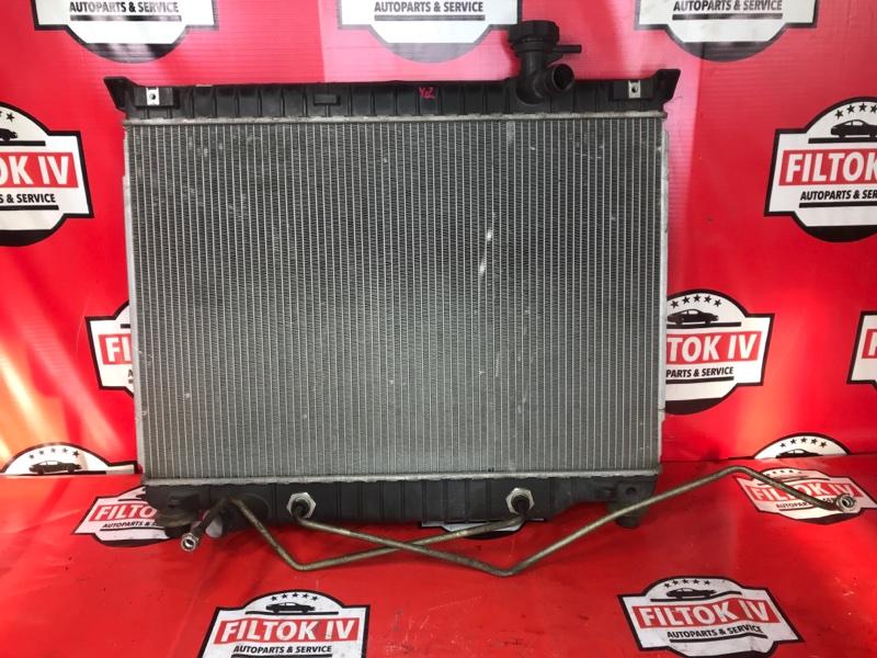 Радиатор основной Chevrolet Trailblazer GMT360 2003