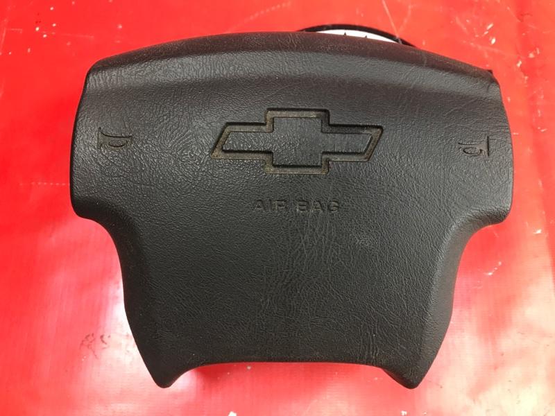 Подушка безопасности водителя Chevrolet Trailblazer GMT360 2003