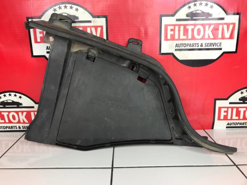 Накладка моторного отсека Infiniti Fx35 S51 VQ35HR левая