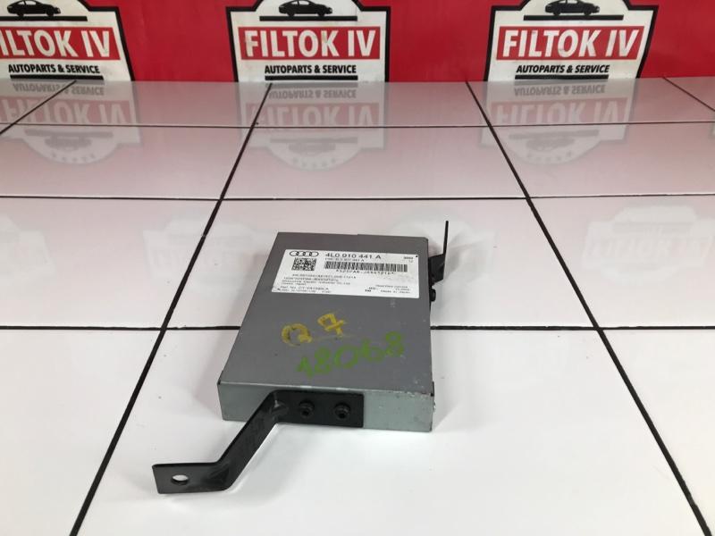 Блок управления камерой заднего вида Audi Q7 4LB BUG