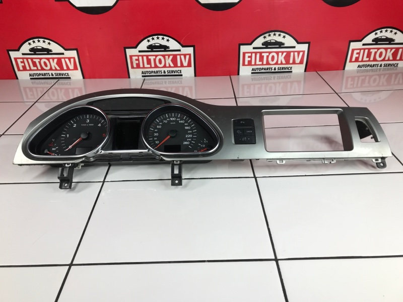 Спидометр Audi Q7 4LB BUG