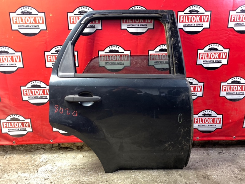 Дверь боковая Ford Escape R3 AJ задняя правая