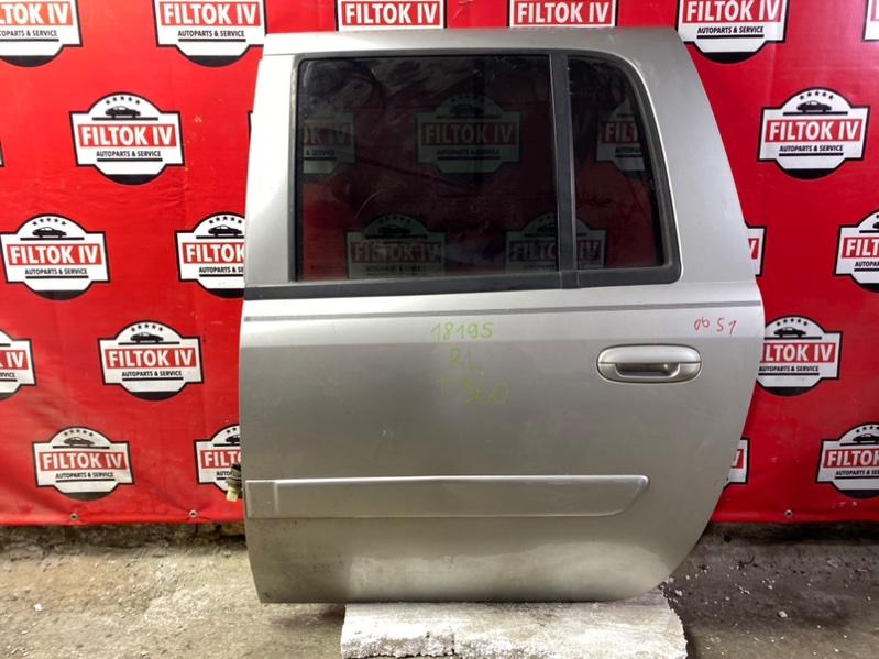 Дверь боковая Chevrolet Trailblazer GMT360 LL8 задняя левая