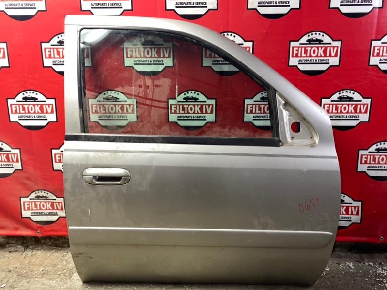 Дверь боковая Chevrolet Trailblazer GMT360 LL8 передняя правая