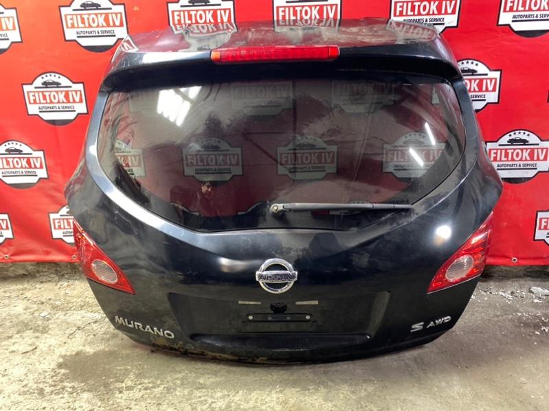 Дверь багажника Nissan Murano Z51 VQ35DE