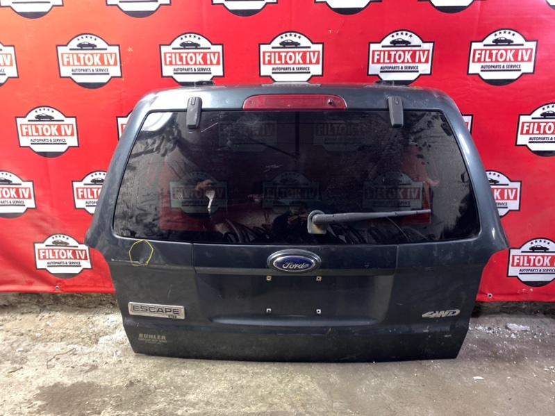 Дверь багажника Ford Escape R3 AJ