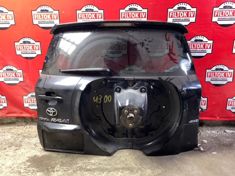 Дверь багажника Toyota Rav4 ACA33 2AZFE