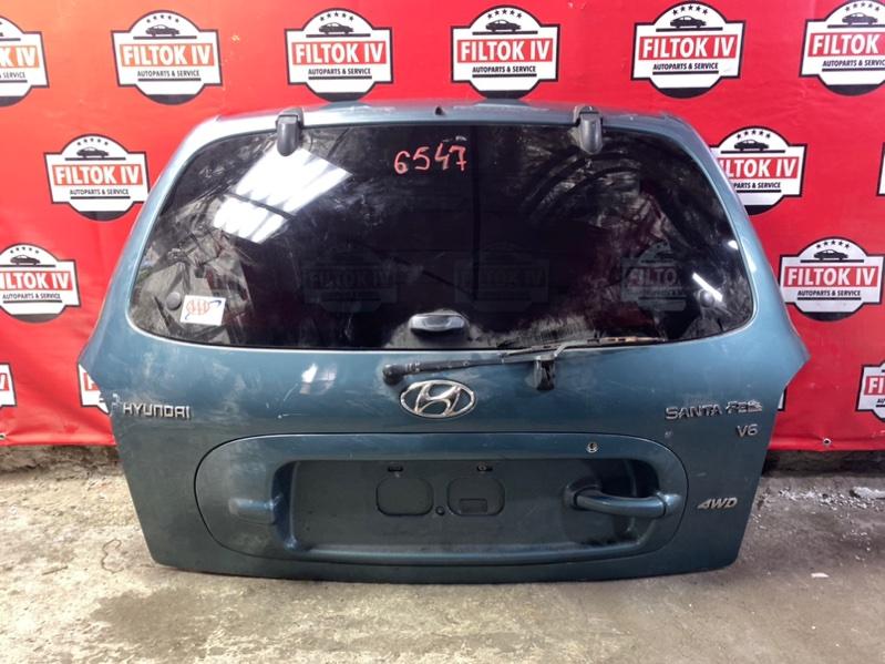 Дверь багажника Hyundai Santa Fe SM G6BA