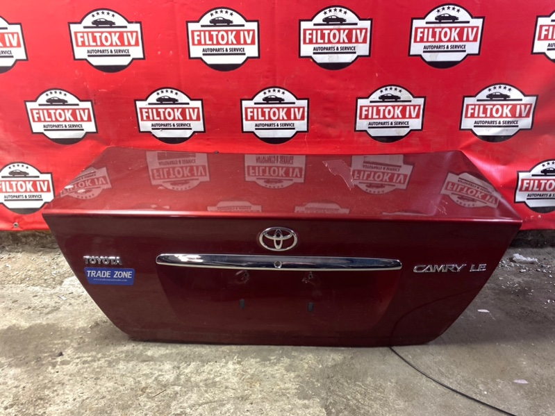 Крышка багажника Toyota Camry ACV30 2AZFE