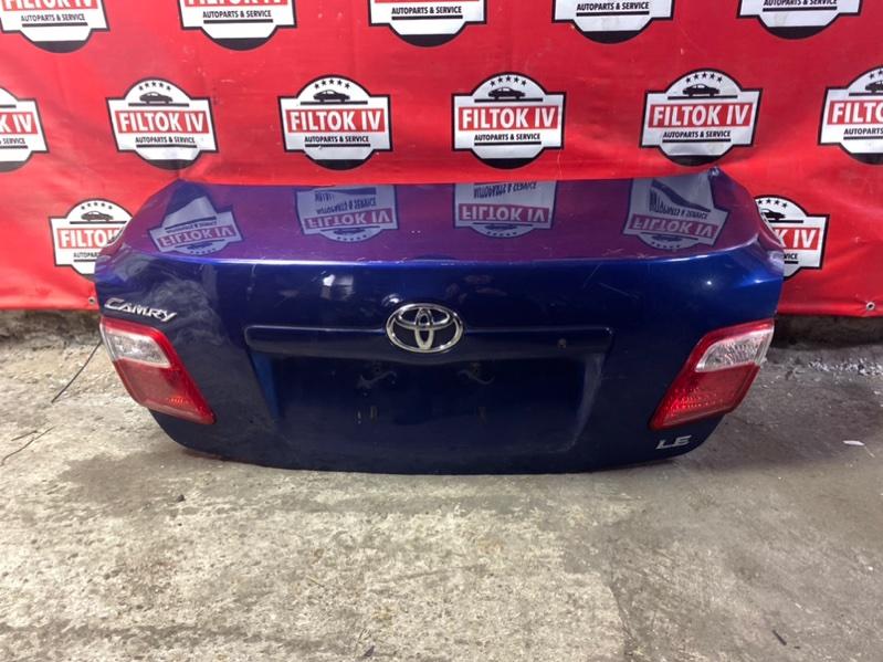 Крышка багажника Toyota Camry ACV40 2AZFE