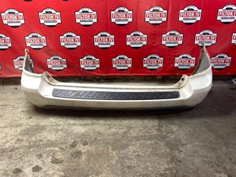 Бампер Acura Mdx YD1 J35A3 задний