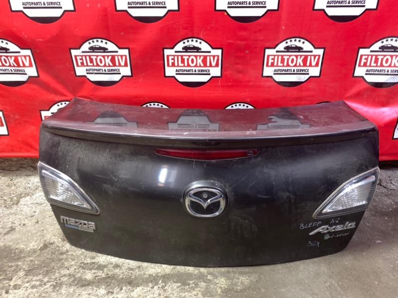 Крышка багажника Mazda Mazda3 BL LFVE 2008