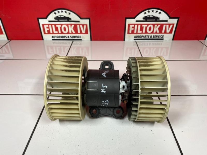 Мотор печки Bmw X5 E53 M54B30 2004