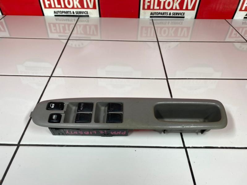 Блок управления стеклоподъемниками Nissan Liberty PNM12 SR20DET 2000