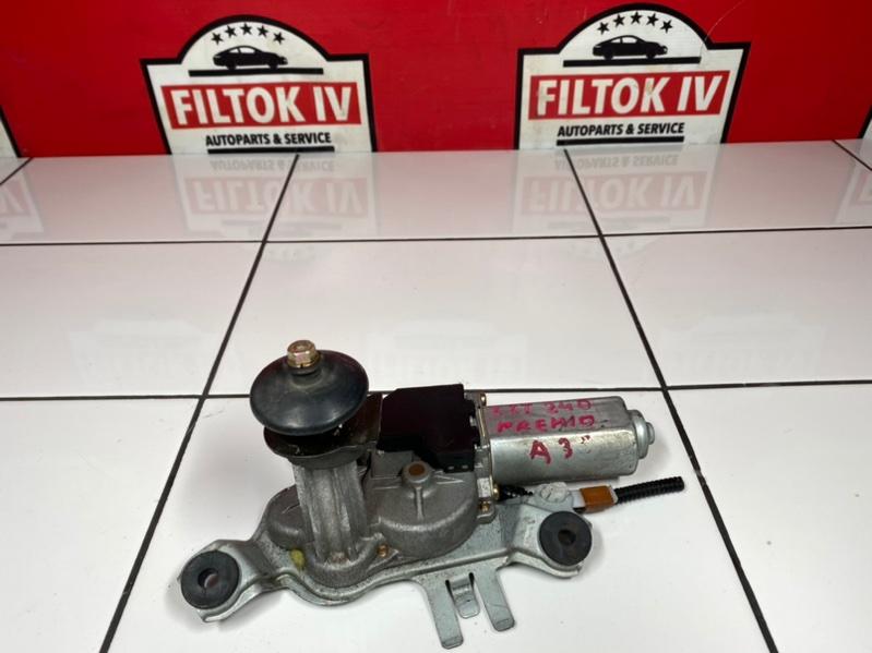 Моторчик заднего дворника Toyota Premio ZZT240 1ZZFE 2002