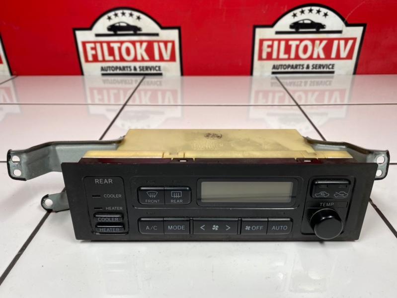 Блок управления климат контролем Toyota Granvia KCH16 1KZTE 1996