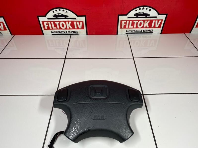 Подушка безопасности водителя Honda Capa GA4 D15B 1999