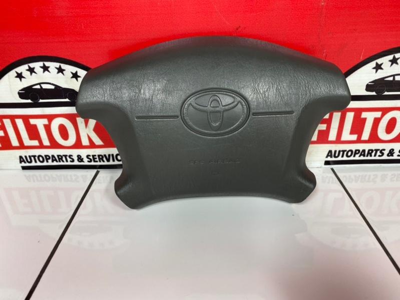 Подушка безопасности водителя Toyota Camry Gracia SXV20 5SFE 1997