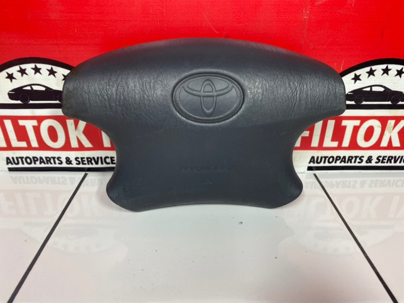 Подушка безопасности водителя Toyota Nadia SXN10 3SFSE 1999