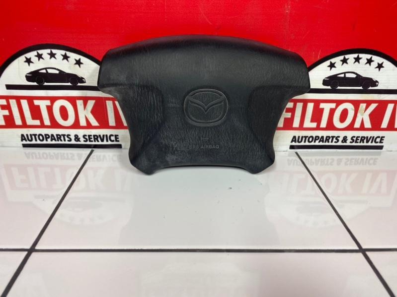 Подушка безопасности водителя Mazda Demio DW3W B3 1996