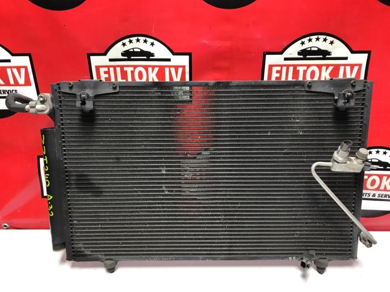 Радиатор кондиционера Toyota Allion ZZT240 1ZZFE 2003