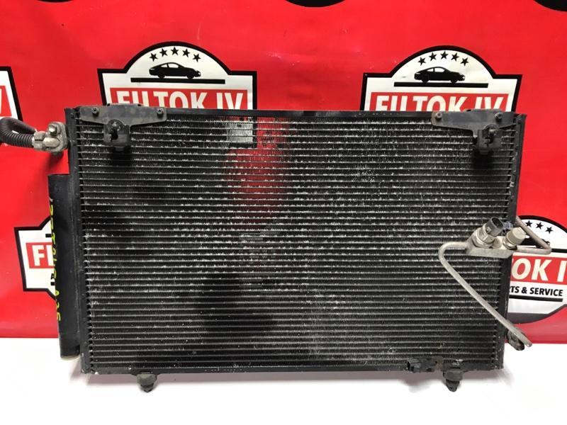 Радиатор кондиционера Toyota Premio ZZT240 1ZZFE 2002