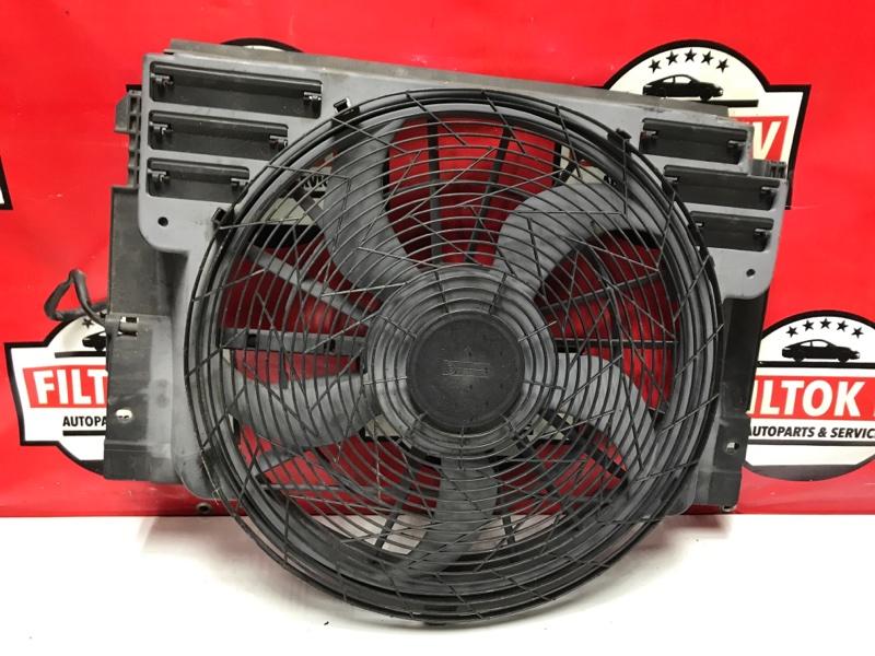 Вентилятор радиатора кондиционера Bmw X5 E53 M54B30 2004