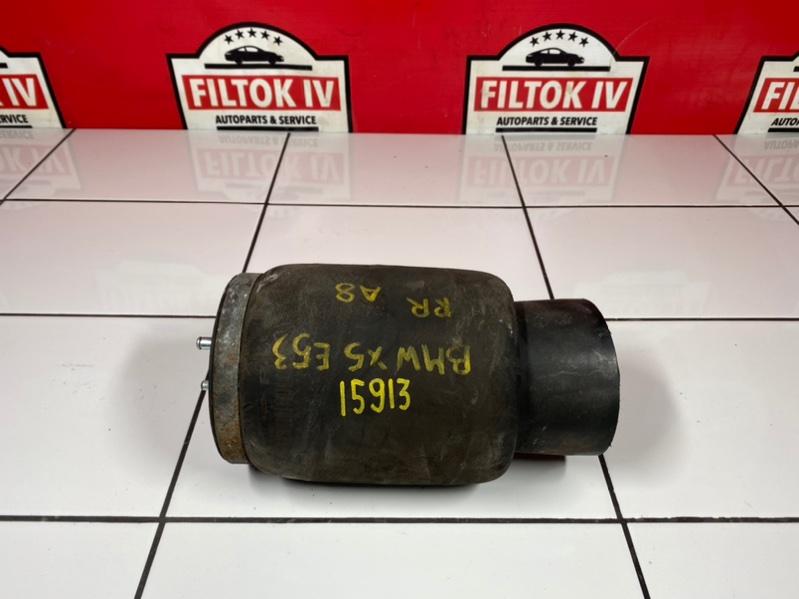 Подушка пневмоподвески Bmw X5 E53 M54B30 2004 задняя правая