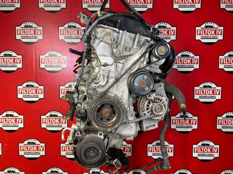 Двигатель Mazda Mazda3 BL LFVE 2009