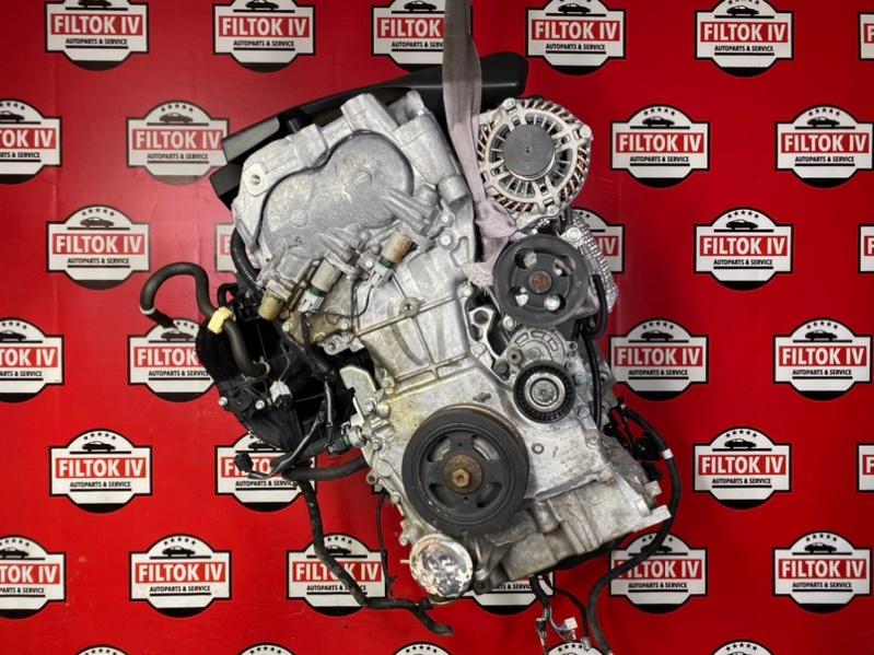 Двигатель Nissan Altima L33 QR25DE 2016