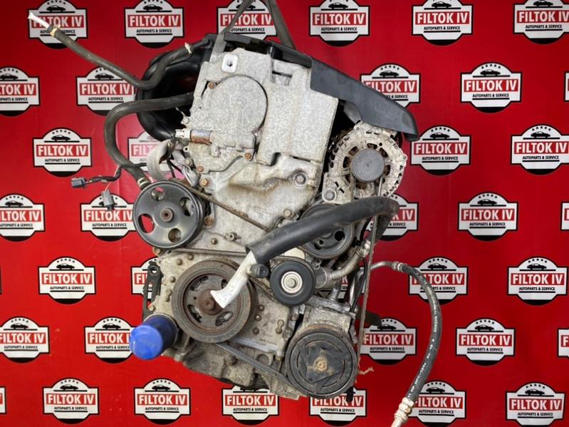 Двигатель Nissan Rogue S35 QR25DE 2007