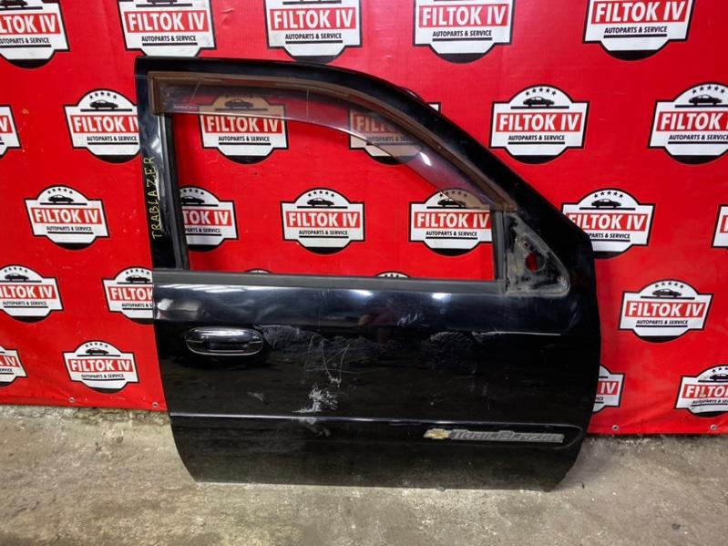 Дверь боковая Chevrolet Trailblazer GMT360 2003 передняя правая