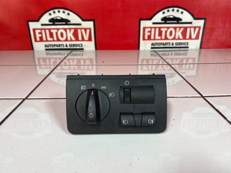 Блок управления светом Bmw X5 E53 M54B30 2004