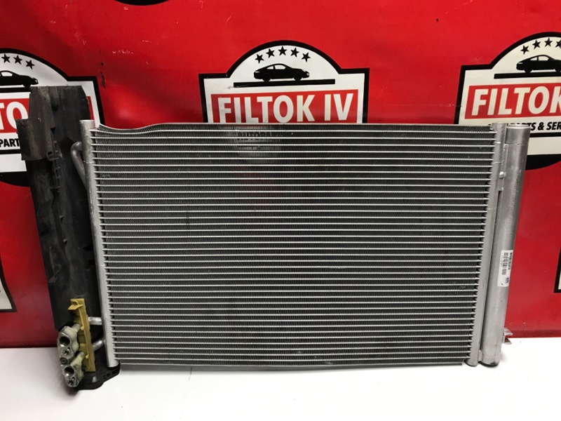 Радиатор кондиционера Bmw 3-Series E90 N46B20