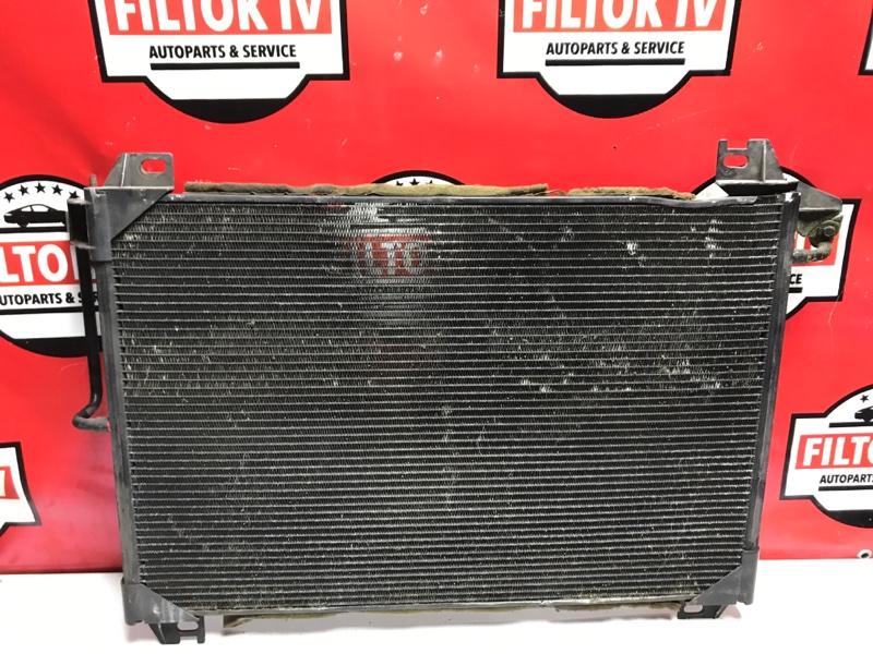 Радиатор кондиционера Chevrolet Trailblazer GMT360 LL8