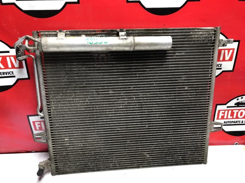 Радиатор кондиционера Mercedes-Benz M-Class W164 M272DE32