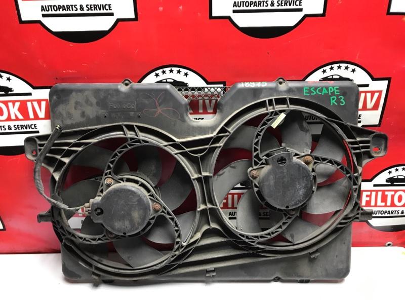 Диффузор Ford Escape R3 DURATEC30