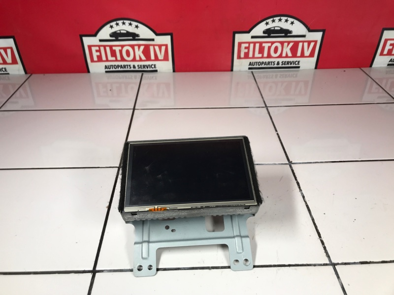Монитор Infiniti Qx50 J50 VQ37VHR