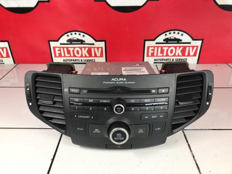 Магнитофон Honda Accord CU2 K24Z3