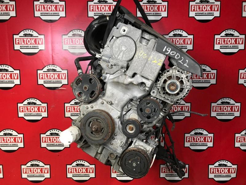 Двигатель Nissan Altima L32 QR25DE 2010