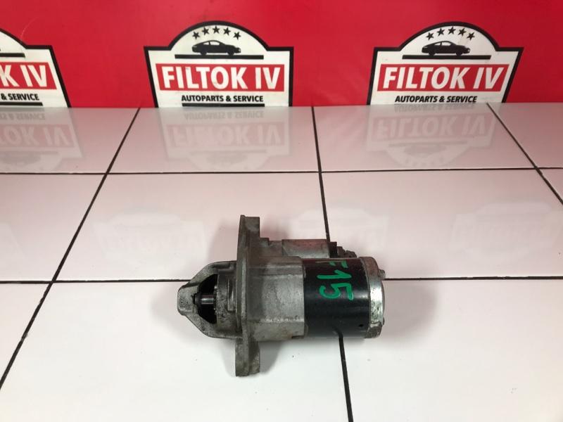Стартер Nissan Juke YF15 HR16DE