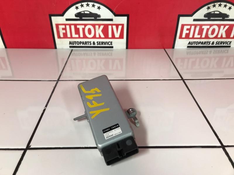 Блок управления топливным насосом Nissan Juke YF15 HR15DE
