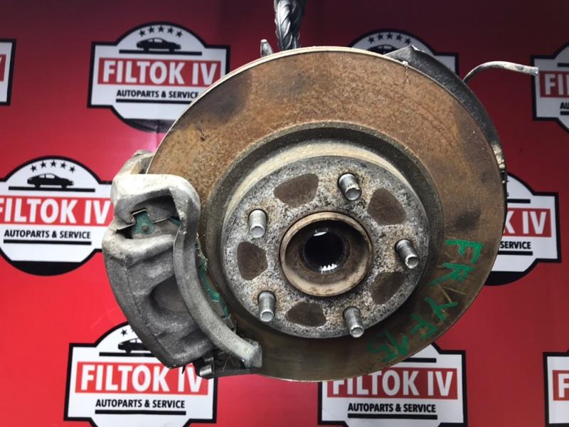 Диск тормозной Nissan Juke YF15 HR15DE передний правый